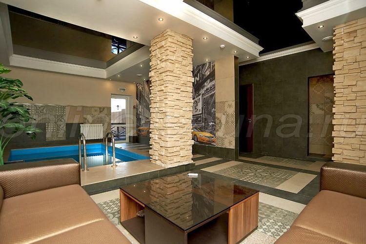 Сабай, банный комплекс