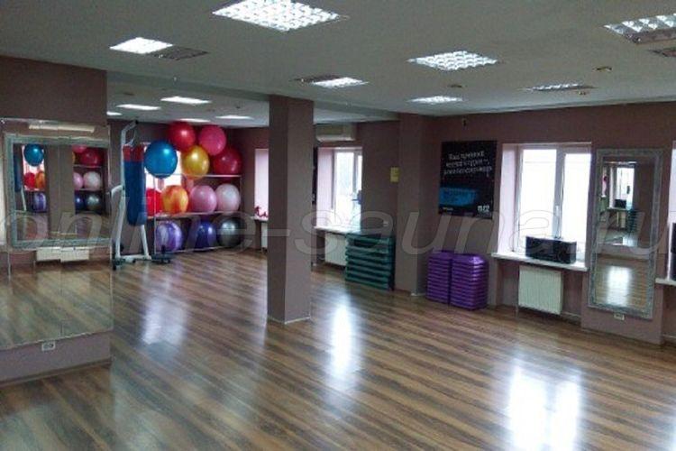 Legend Grand, фитнес-клуб