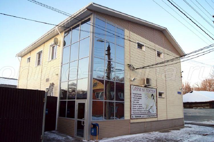 Банный комплекс на Ложевой